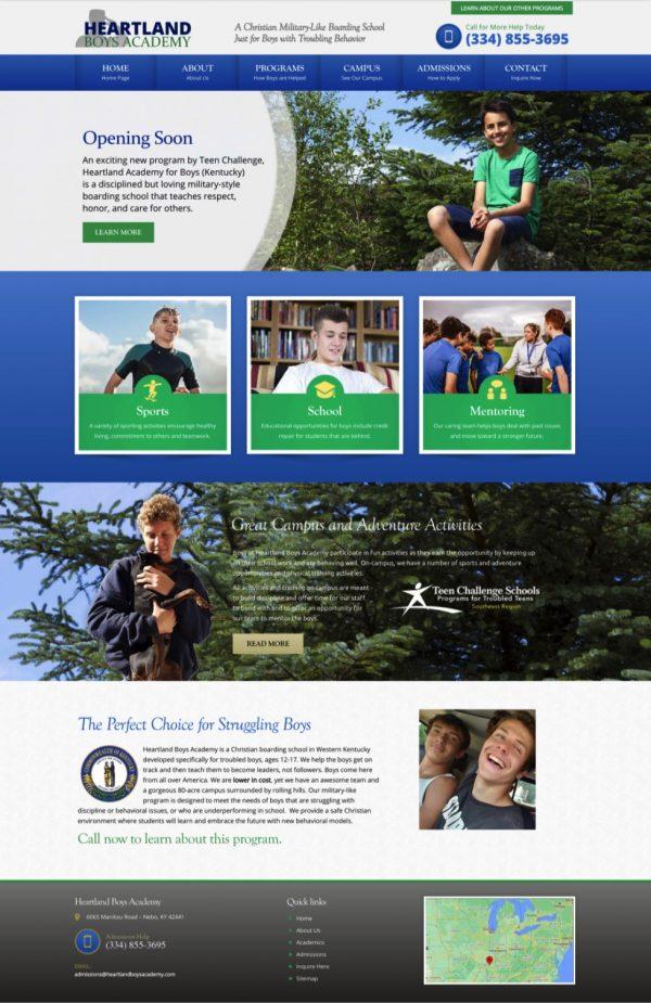 teen challenge programs for teenagers